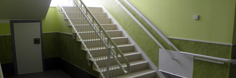 Consejos para pintar la escalera de su comunidad de vecinos