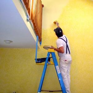 Pintores de comunidades madrid servicio de pintura for Trabajo para pintores