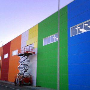 Pintores de fachadas en Madrid
