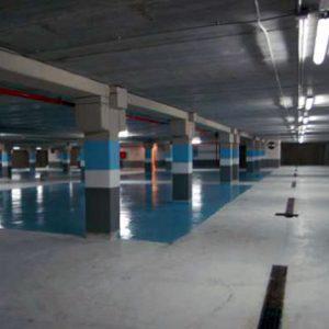 Pintores de garajes en Madrid