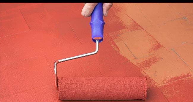consejos para pintar el suelo